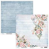 Папір двосторонній - 04 - 7th Heaven - Mintay Paper - 30x30