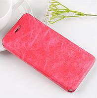 Чехол книжка Mofi для Xiaomi Redmi 5 Plus Pink (Розовый), фото 1