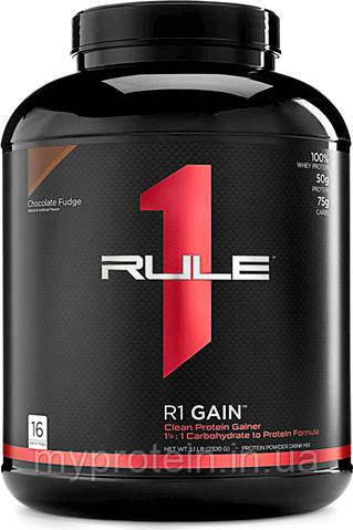 R1 (Rule One)ГейнерыR1 Gain2,27 kg