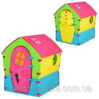 Домик детский MARIAN PLAST для детей от 2-х лет. Комплект (Арт. 680)