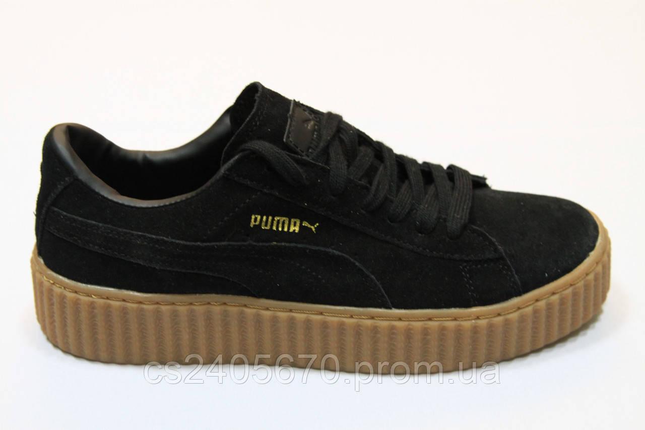 071130a0364755 Кроссовки Puma by Rihanna (черный/бежевый): продажа, цена в Харькове ...