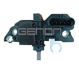 Регулятор генератора DAF LF 45, 55, CF 65, VOLVO 9700, 9900 01.09- ОЕ 1920315 GENON GNR-B401
