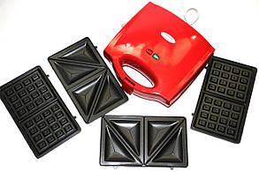 Тостер универсальный Wimpex 3в1 WX1056/1057