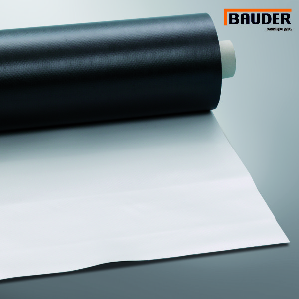 ПВХ мембрана Bauber - Баудер ТЕРМОФОЛ M 15  1.5 мм