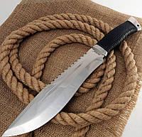 Большой нож мачете классический 2, с мощным клинком и удобной рукояткой, солидный подарок мужчине