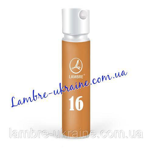 Ламбре (Lambre) № 16 -  Bang-bang (Marc Jacobs) - пробник духов Ламбре 1,2мл