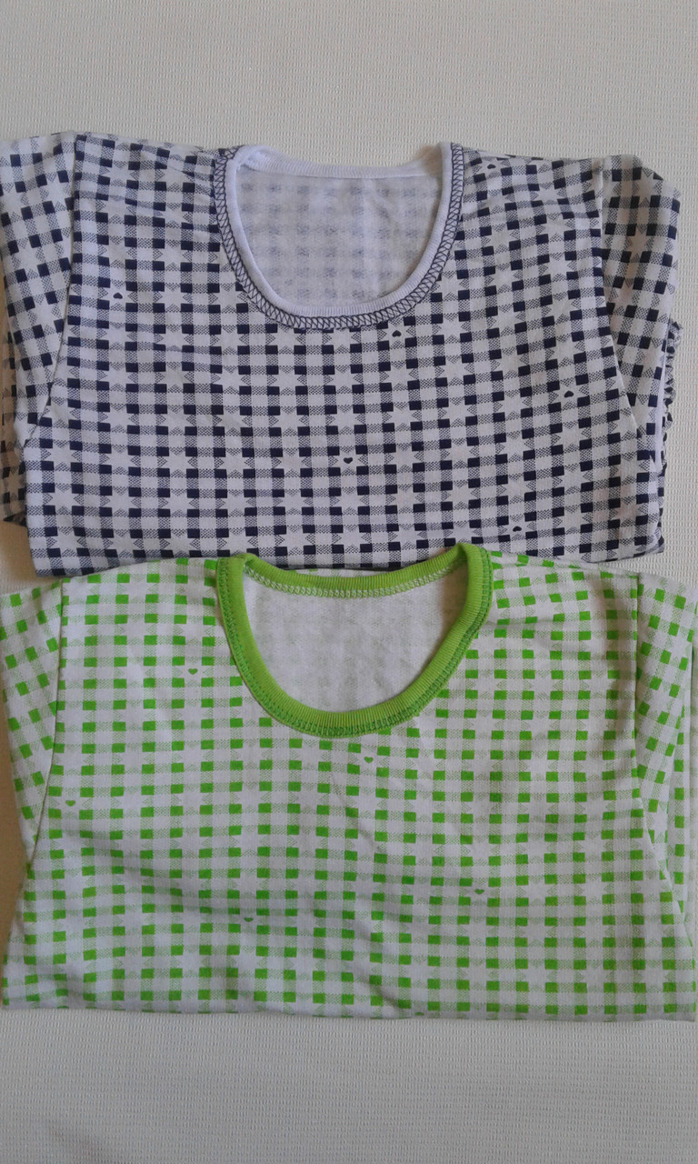 Пижамы детские теплые, х/б 100%. Размер 30.От 4шт по 62грн