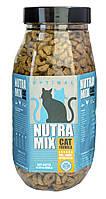Корм для тварин Нутра Мiкс оптiмал (банка) 0,300 кг