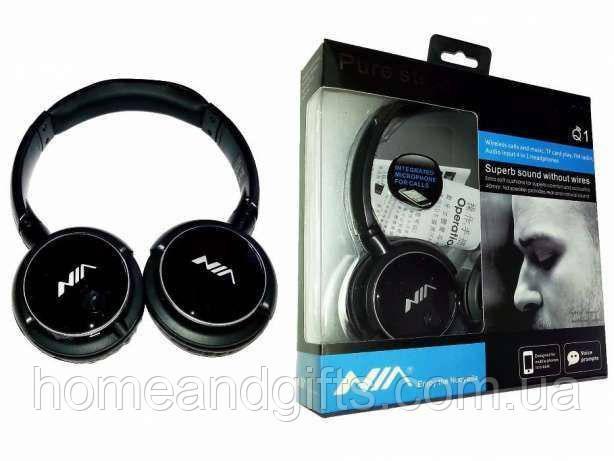 Наушники беспроводные Bluetooth NIA Q1
