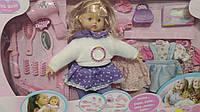 Кукла с набором аксессуаров LD9511A