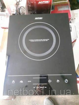 Индукционная плита MPM MKE 06, фото 2