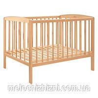 """Кроватка детская """"Гойдалка"""" (Арт. 0120)"""