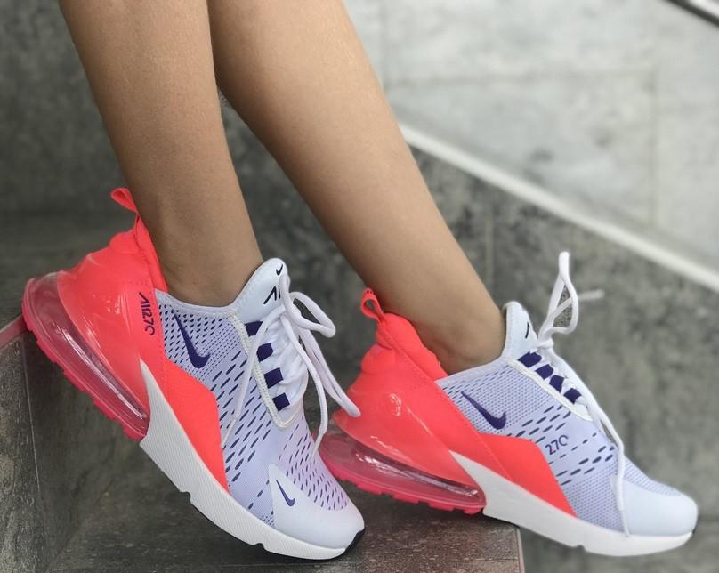 615eb011 Женские кроссовки Nike Air Max 270