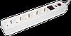 Сетевой фильтр СФ-05К-выкл. 5 мест 2Р+РЕ/5 метров