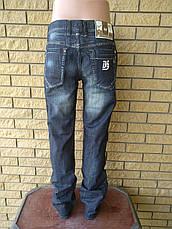 Джинсы мужские брендовые  плотный коттон DG, Турция, фото 3