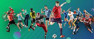Спорт товары, одежда для активного отдыха
