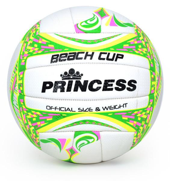 Мяч волейбольний  SMJ Sport BEACH CUP WHITE