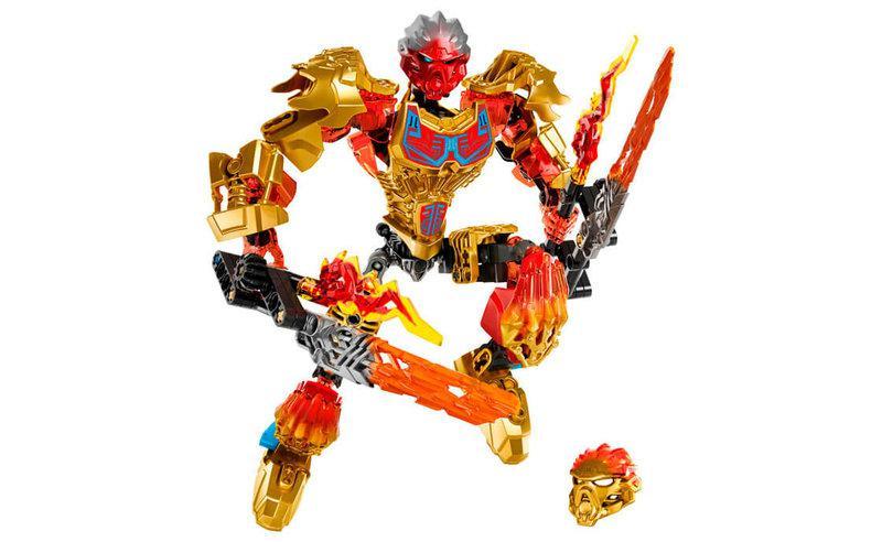 """Конструктор KSZ 611-1 Bionicle """"Таху - Об'єднувач Вогню"""""""