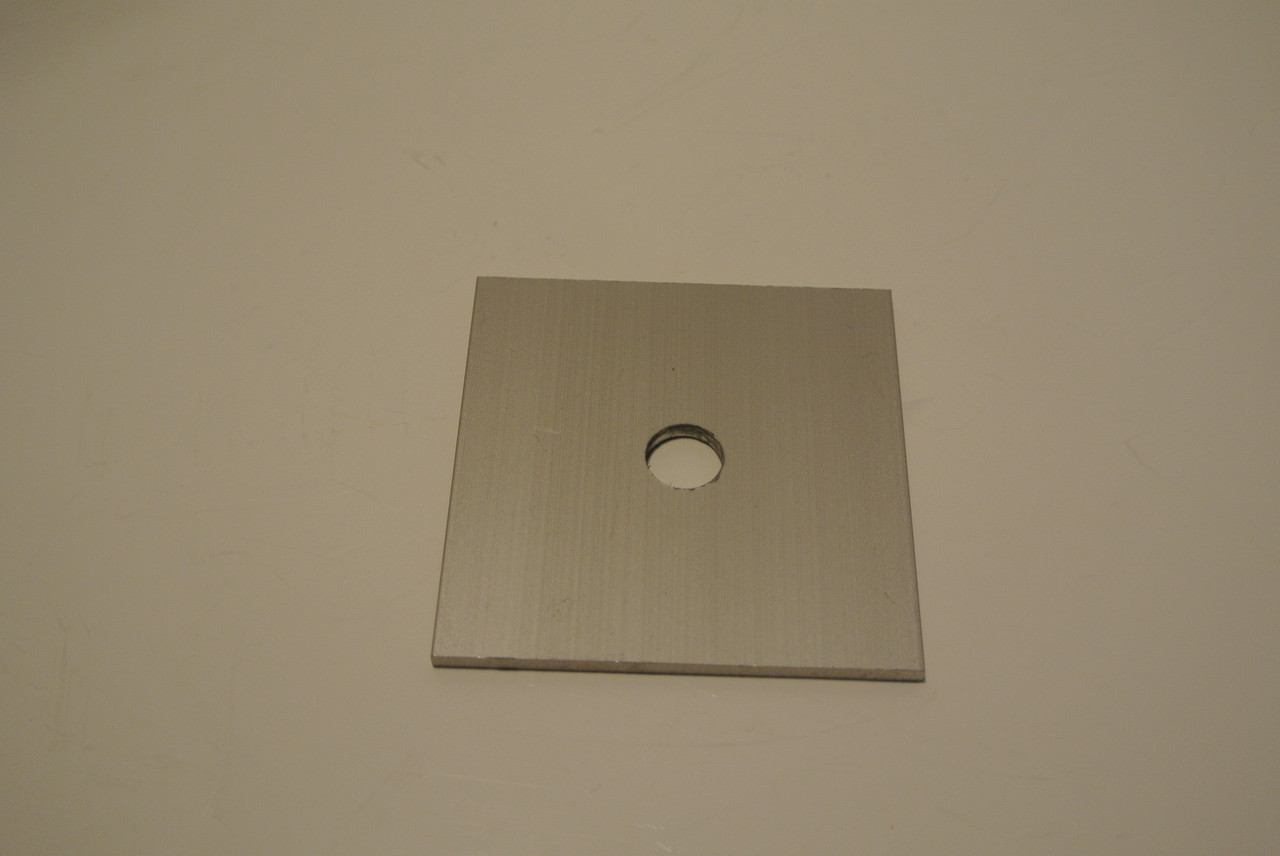 Пластина разъединительная 60х60х3 мм
