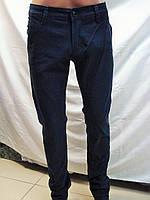"""Джинсы -брюки  мужские 5705  для школы,офиса, Luwan""""s  зауженные,тёмно-синие ( 29,30,32,), фото 1"""