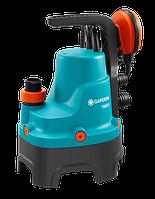 Дренажный насос для грязной воды Gardena 7000 D Classic