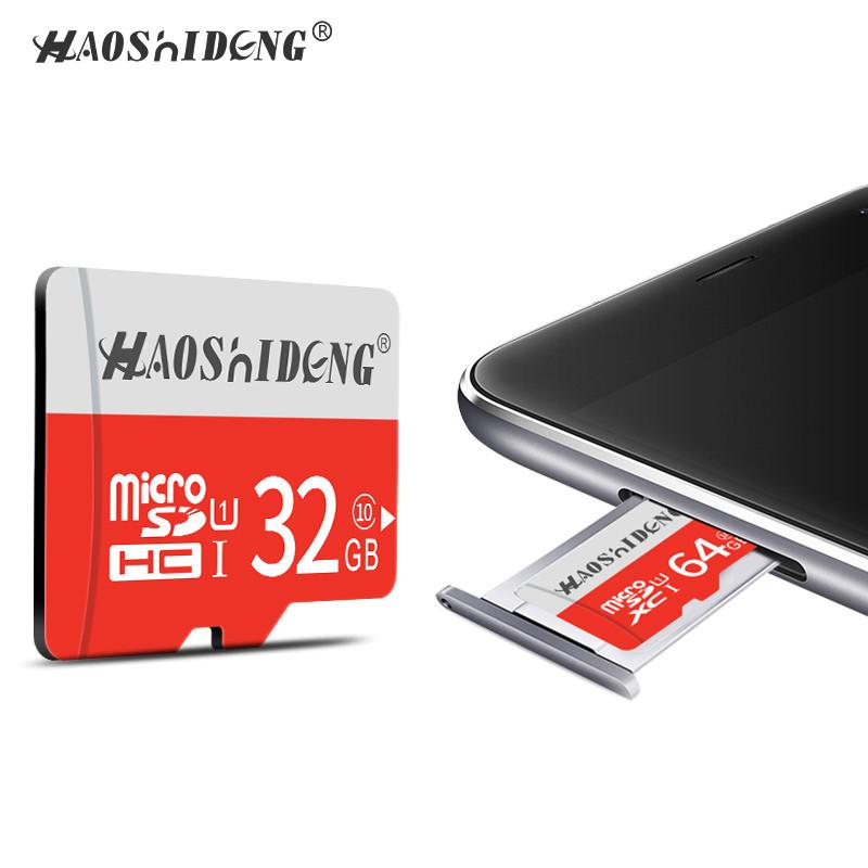 Карта памяти HAOSHIDENG Micro SD 32 Gb