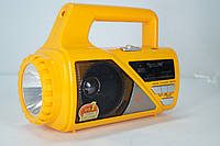 Радиоприемник GOLON RX-660rec  SD/USB + Fonar, фото 1