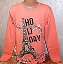 Туника на девочку с красивой спинкой 140,152,164,176 см , фото 2