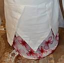 Кофта на девочку с красивой спинкой 140,152,164,176 см , фото 3