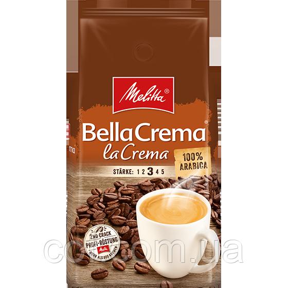 Кофе в зёрнах Melitta BellaCrema LaCrema 1кг