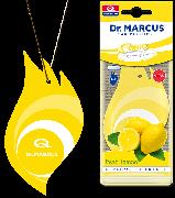 Автоосвежитель воздуха Dr. Marcus Sonic (выбор аромата), Ароматизатор автомобильный (Пахучка в салон авто)MiX Fresh lemon