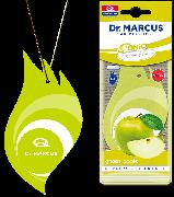 Автоосвежитель воздуха Dr. Marcus Sonic (выбор аромата), Ароматизатор автомобильный (Пахучка в салон авто)MiX Green apple