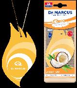 Автоосвежитель воздуха Dr. Marcus Sonic (выбор аромата), Ароматизатор автомобильный (Пахучка в салон авто)MiX Pinacolada