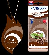 Автоосвежитель воздуха Dr. Marcus Sonic (выбор аромата), Ароматизатор автомобильный (Пахучка в салон авто)MiX Coffe