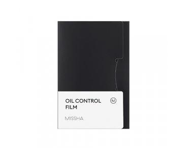 Missha Oil control Film Матирующие салфетки