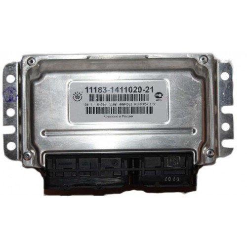 Контроллер системы управления двигателем АВТЭЛ 11183-1411020-21