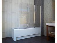 Шторка для ванни Koller Pool QP96 150х140 матова (Австрія) правобічна