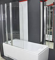 Душова шторка на ванну Vilarte SC-100 140x100 (Польща)