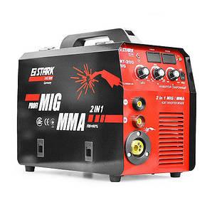 Сварочный инвертор полуавтомат Stark IMT-200 MIG