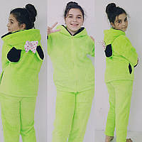 Теплая пижама Минни Маус для подростков на рост от 150 до 165 45643209dee9d