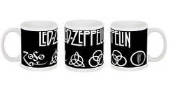 Кружки Led Zeppelin Лед Зеплин
