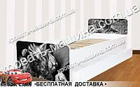 Кровать детская Кошечка BEVERLY на ламелях 1900х800, фото 1