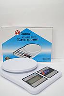 Весы кухонные Domotec SF- 400 10кг с сбросом тары, фото 1
