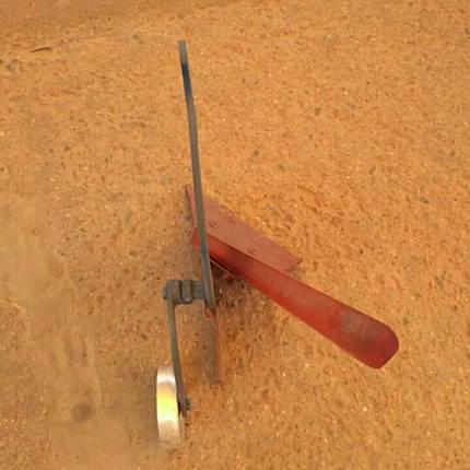Плуг с опорным колесом (регулируемым) РОД, фото 2