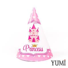 Колпак 16 см Принцесса Princess