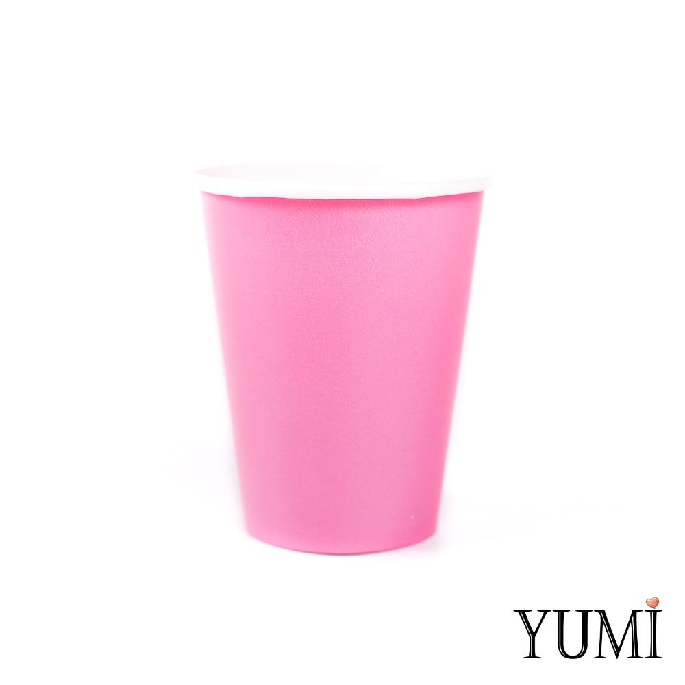 Стаканы New Pink розовый 266 мл / 8шт