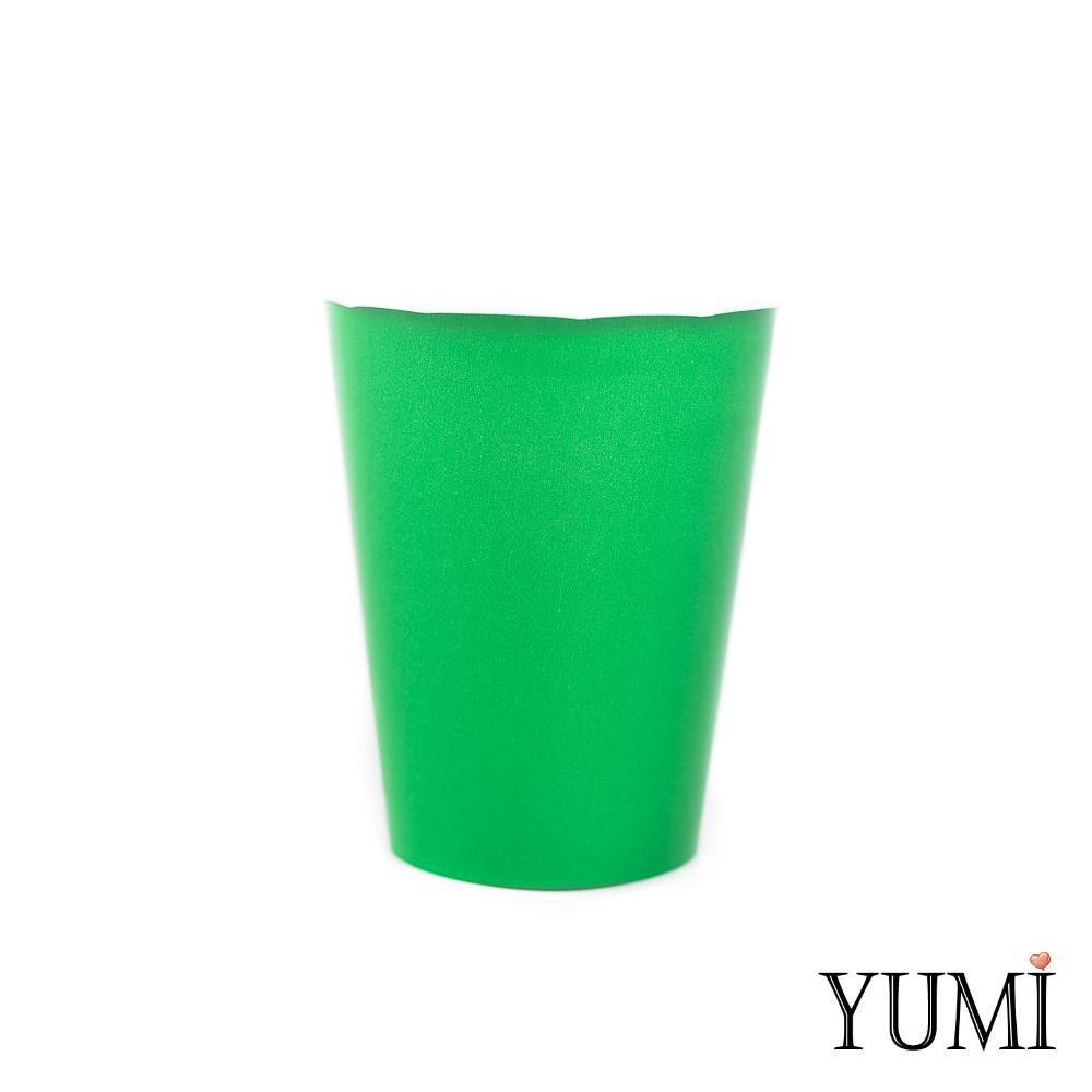 Стаканы Festive Green зеленые 266 мл / 8шт