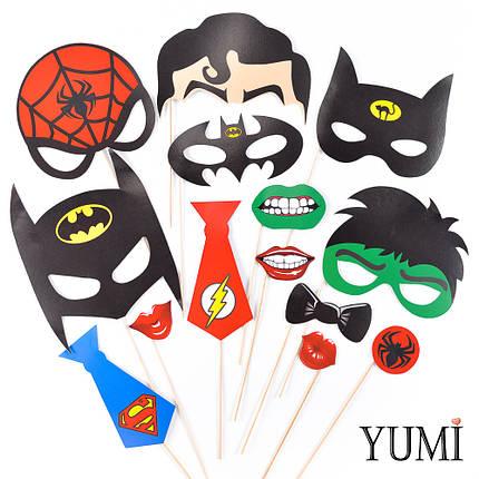 Фотобутафория Супергерой (14 предметов), фото 2