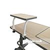 Универсальная полка для стола (Размер 34x24x28 мм) ТМ FunDesk SS23 Grey