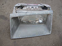 Фара левая Таврия ЗАЗ 1102 старого образца, фото 1